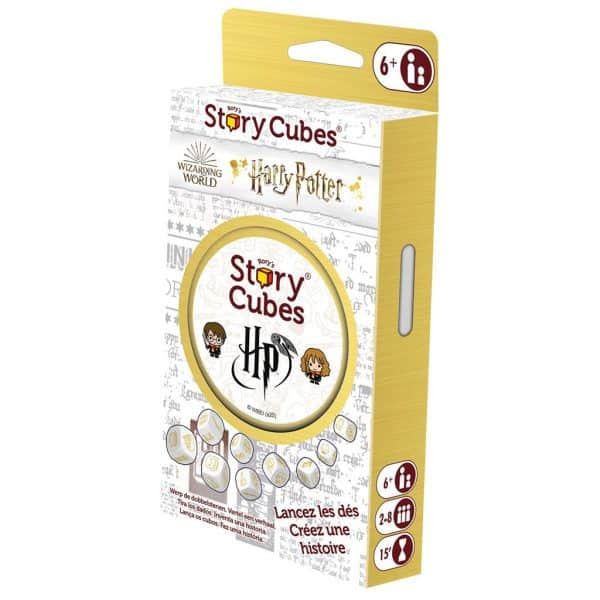 Story Cubes Harry Potter Blister Eco