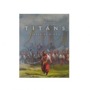 TITANS: FIELDS OF BLOOD (CASTELLANO)