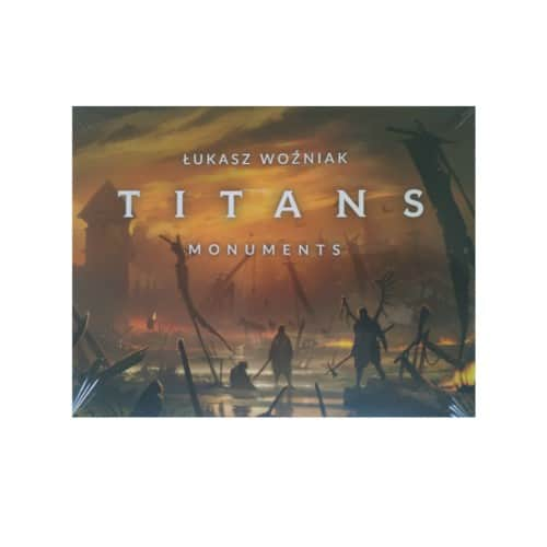 TITANS: MONUMENTS (CASTELLANO)