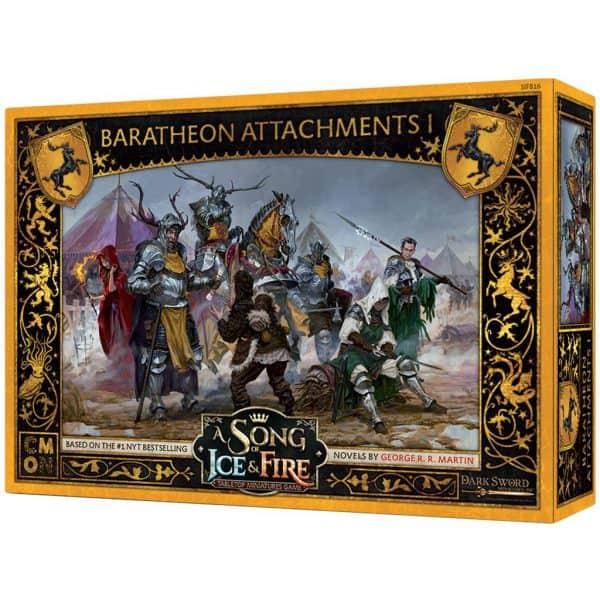 Vínculos Baratheon I