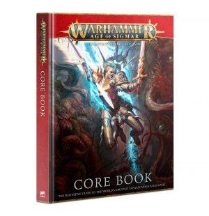 Warhammer Age of Sigmar Libro básico