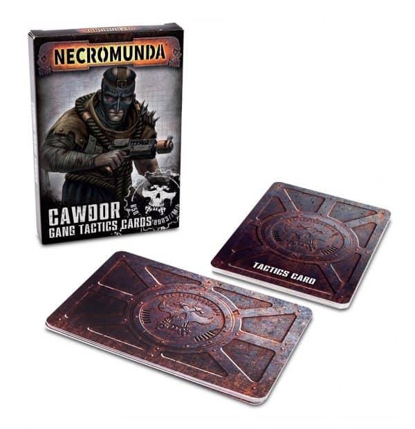 Cawdor Gang Tactics Cards (Inglés)
