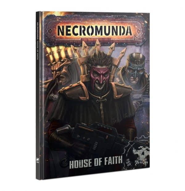 Necromunda: House of Faith (Inglés)