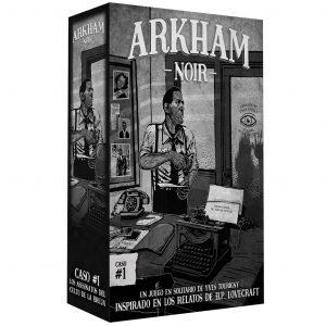 """Arkham Noir #1: """"Asesinatos del culto de la bruja"""""""