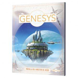 Genesys Pantalla del DJ