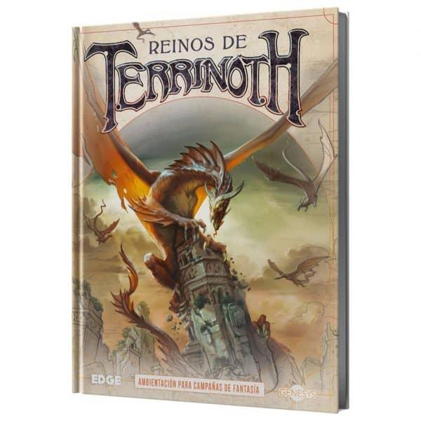 Genesys Reinos de Terrinoth