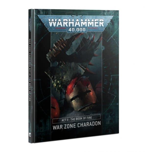 War Zone Charadon – Acto II: El Libro del Fuego