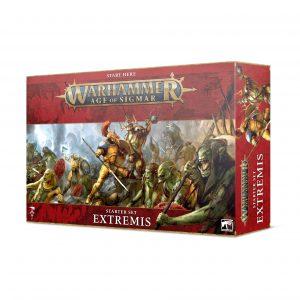 Caja de inicio Warhammer Age of Sigmar: Extremis