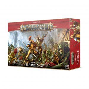Caja de inicio Warhammer Age of Sigmar: Heraldo