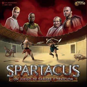 Spartacus Board Game (2021) (castellano)