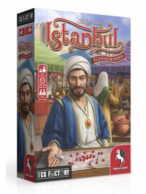Istanbul El Juego De Dados