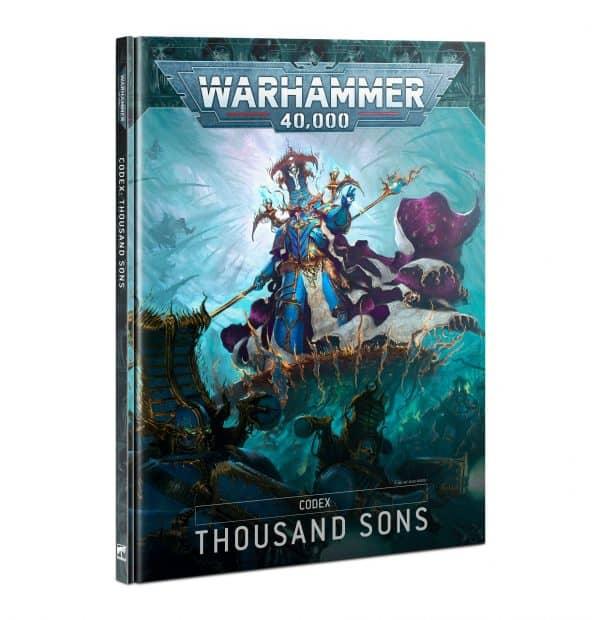 Codex: Thousand Sons