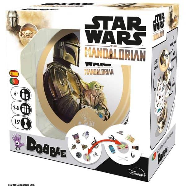 Dobble Star Wars Mandalorian