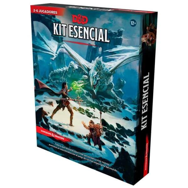 Dungeons & Dragons: Kit Esencial