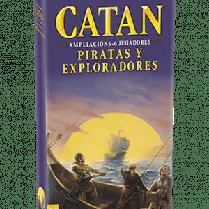Piratas y Exploradores 5-6 Jugadores