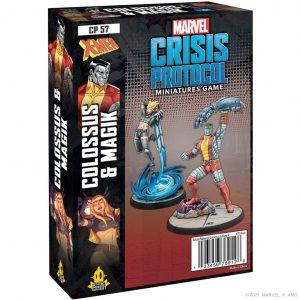 Colossus & Magik
