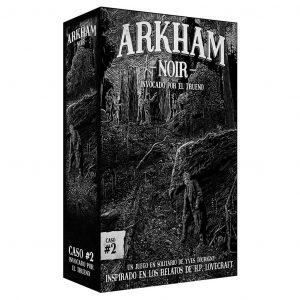"Arkham Noir #2 ""Invocado por el trueno"""