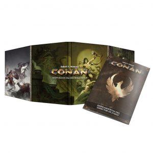 Conan Pantalla y herramientas del DJ