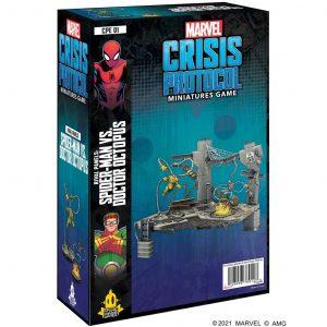 Rival Panels: Spider-Man VS Doctor Octopus