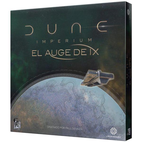 Dune Imperium El auge de Ix