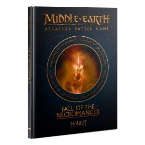 FALL OF THE NECROMANCER (HB) ENG