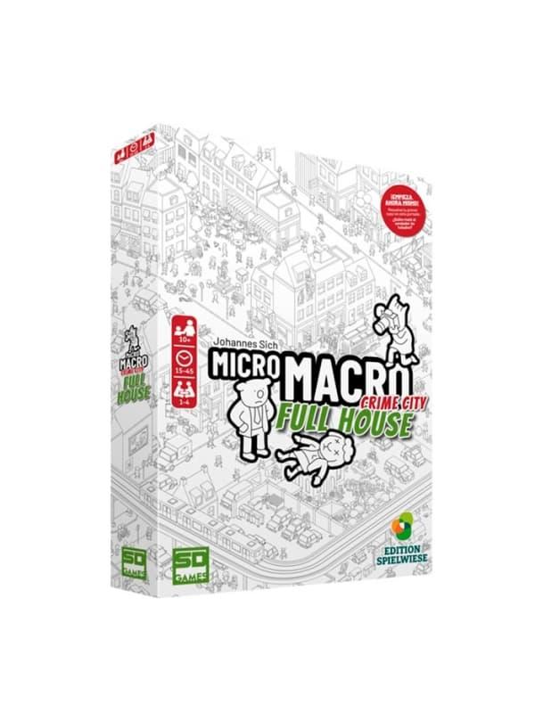 Micro Macro Full House